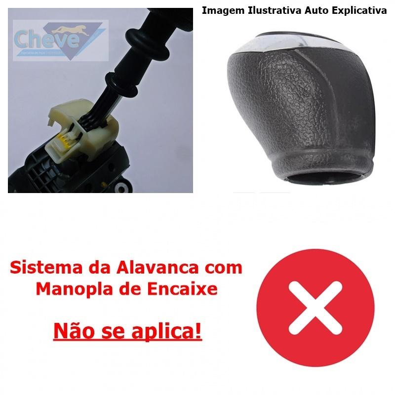 Alavanca Trava Marcha Ré - Onix / Prisma 2013 á 2020 98500239