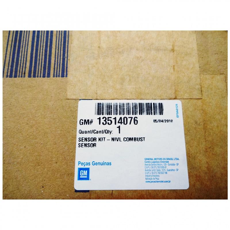 Boia do Tanque Combustível - Sonic 1.6 16V 2012 á 2014 13514076