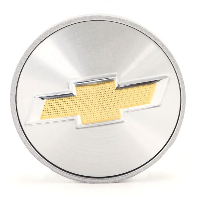 Calota Central Roda Liga Leve - Onix / Cobalt / Spin / Agile / Vectra 94703196