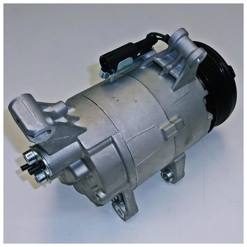 Compressor Ar Condicionado Fiat - Bravo / Doblo / Grand Siena /Idea /Linea /Palio / Punto 1.6 16V/1.8 16V E-TORQ