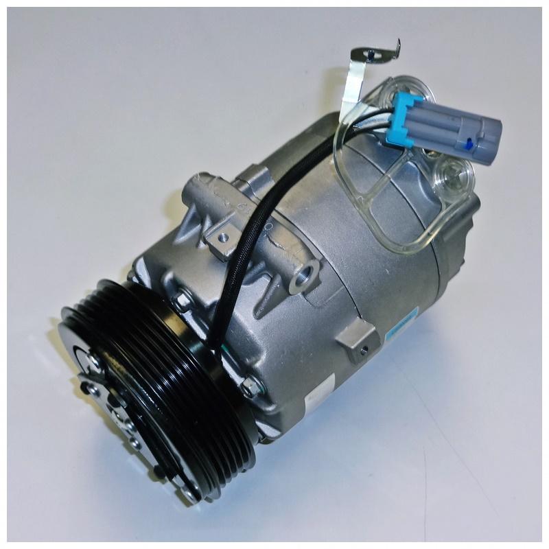 Compressor Ar Condicionado - Celta 1.0 VHCe 2009 á 2016 - Classic 1.0 VHCe 2009 á 2017 94752376