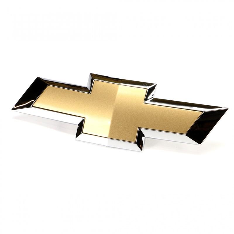 Emblema Gravata da Grade Radiador - Agile 2010 á 2011 GM 94705155