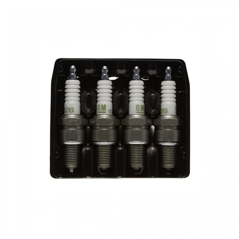 Jogo de Velas GM 1.4 Flex - Onix Ger.1 / Prisma / Cobalt / Montana / Agile / Corsa / Meriva 93230926