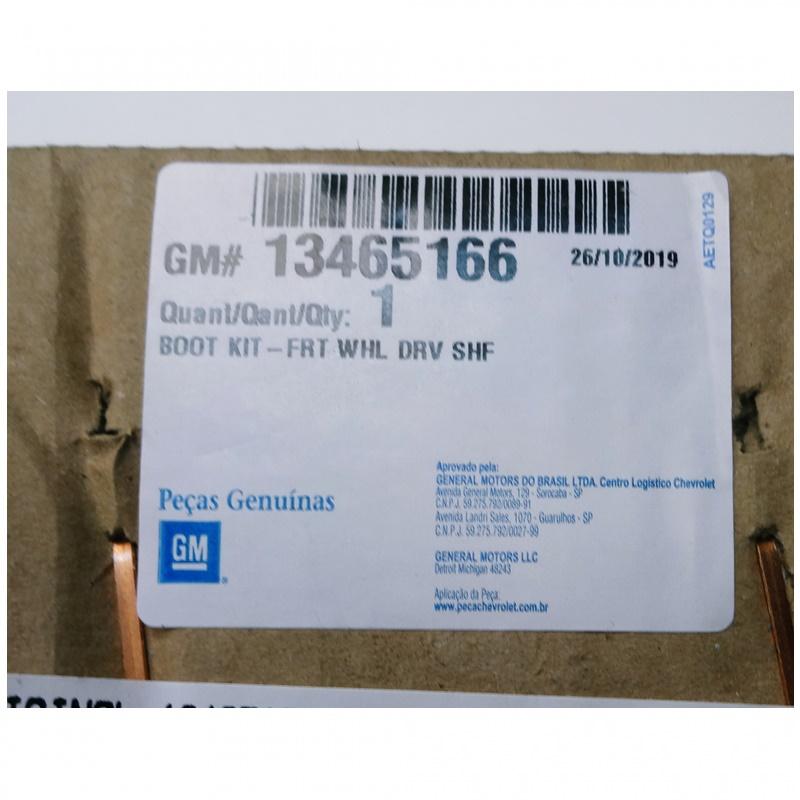 Kit Coifa Homocinetica Lado Câmbio - Cruze 2012 á 2016 13465165
