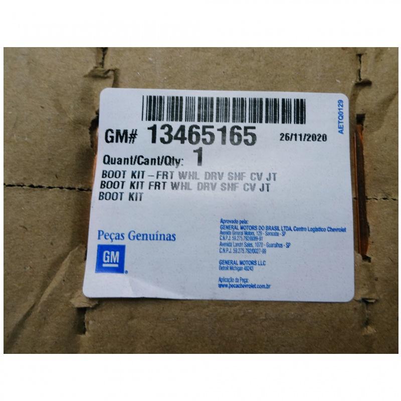 Kit Coifa Homocinetica Lado Roda - Cruze 2012 á 2021 13465165