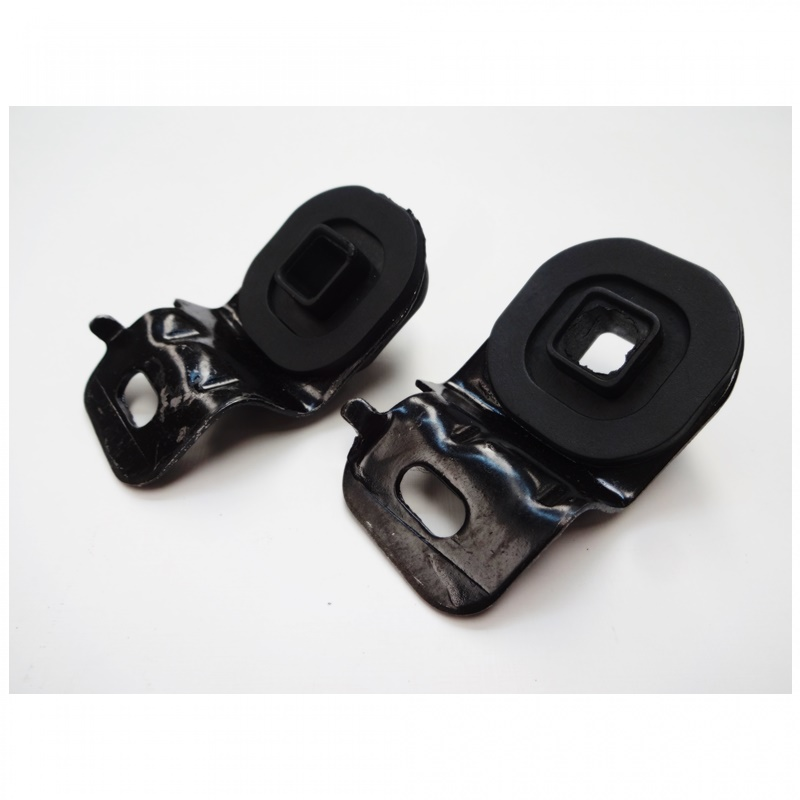 Kit Coxim Superior do Radiador C/2pçs - S10/Trailblazer 2012/2021