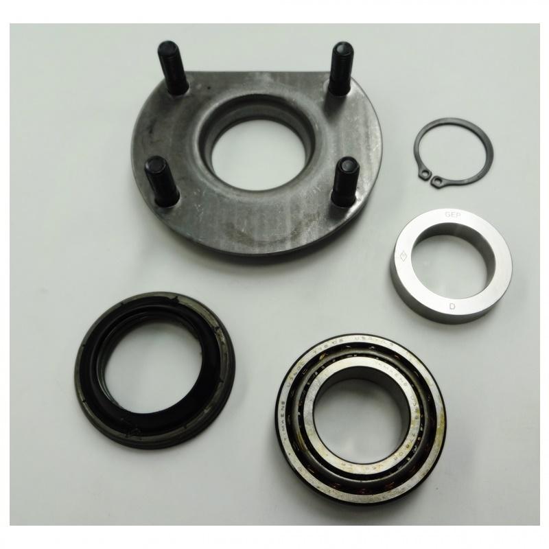 Kit Rolamento Semi Eixo Traseiro - S10/Blazer 1997 á 2011 93277629
