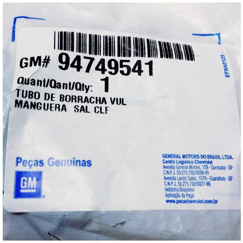 Mangueira de Saída do Aquecedor - Onix/Prisma 2013 á 2020 - Spin/Cobalt 2017 á 2021 94749541