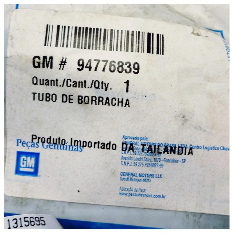 Mangueira Lavador Parabrisa - S10 2012 á 2021 94776839