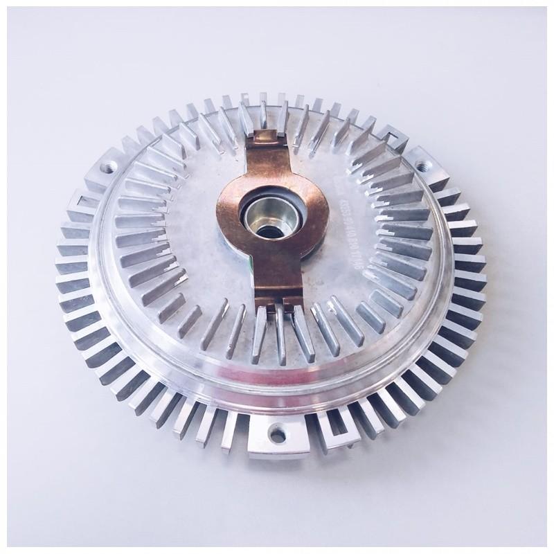 Polia Embreagem Viscosa da Ventoinha - Omega motor 6cc 3.0/4.1 1993 á 1998 90410811