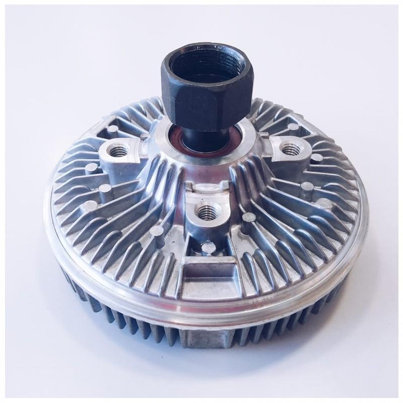 Polia Embreagem Viscosa da Ventoinha - S10 4.3L V6 1996 á 2001 C/Ar Cond. 15154901