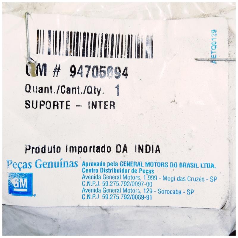 Suporte do Interruptor Seta/Limpador - Montana 1.4 2011 á 2015 - Agile 1.4 2010 á 2014 94705694