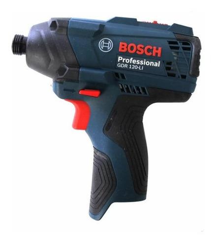 Chave De Impacto Gdr 120-li S/ Bateria S/ Carregador Bosch