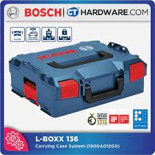 MALETA DE TRANSPORTE L-BOXX 136 BOSCH