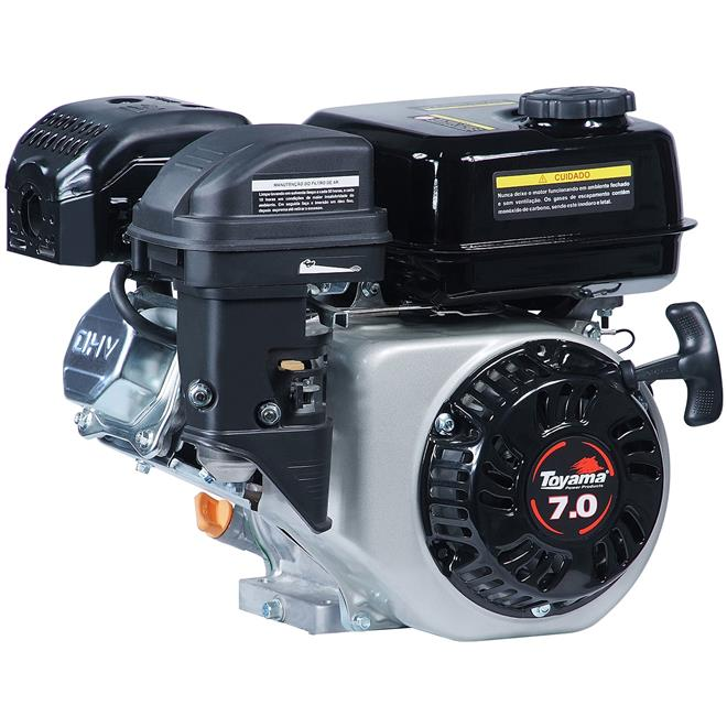 MOTOR A GASOLINA TE70-7.0 HP 210CC 4T OHV TOYAMA