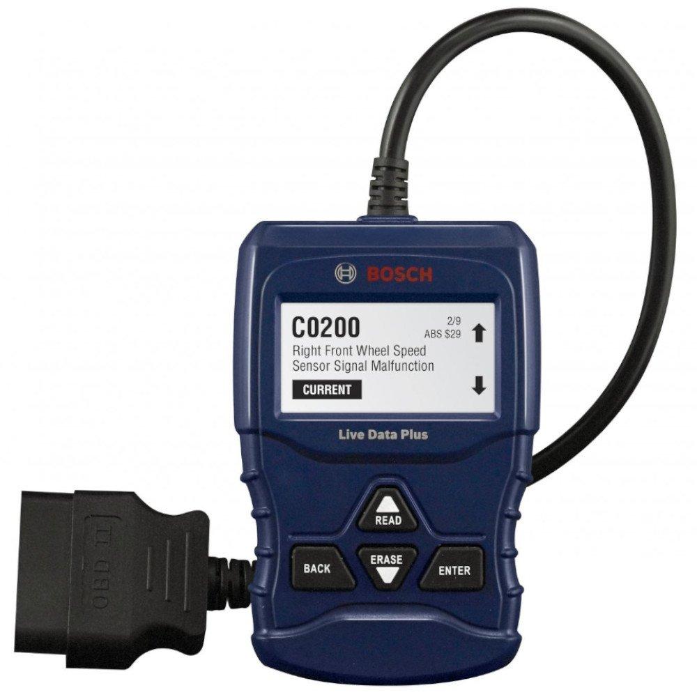 Scanner Diagnóstico Eletrônico de Veículos para Protocolo OBD BRII OBD 1100 BOSCH