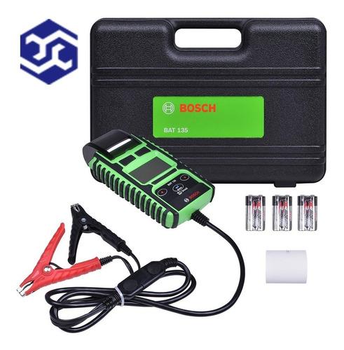 Testador De Bateria Digital Bat 135 Bosch Automotivo