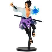Action Figure Sasuke Uchiha Naruto Shippuden Vibration Stars Banpresto
