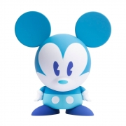 Action Figure Shorts  Mickey Blue