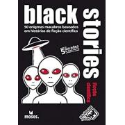 Black Stories - Ficção Científica - Card Games