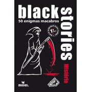 Black Stories - Mistérios - Card Games