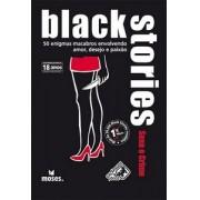 Black Stories - Sexo e Crime - Card Games