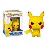 Boneco Funko Pop Anime Pokémon Pikachu Raivoso 598