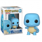 Boneco Funko Pop Anime Pokemon Squirtle 504