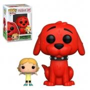 Boneco Funko Pop Clifford The Big Red Dog Com Emily 27