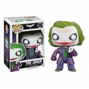 Boneco Funko Pop Dc Batman Dark Knight Joker Coringa 36