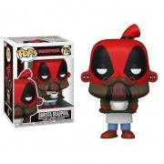 Boneco Funko Pop Marvel Deadpool Barista 775