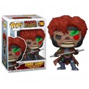 Boneco Funko Pop Marvel Zombies Gambit 788