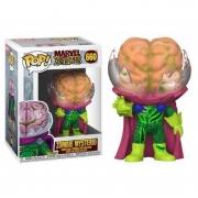 Boneco Funko Pop Marvel Zombies Mysterio Glow 660