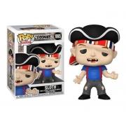 Boneco Funko Pop Os Goonies Sloth Com Chapéu De Pirata 1065