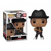 Boneco Funko Pop Rocks Run Dmc Run 199