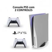 Console PS5 com 2 CONTROLES