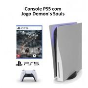 Console PS5 com Jogo Demon´s Souls