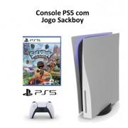 Console PS5 com Jogo Sackboy