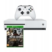 Console Xbox One S 1TB com Jogo Metal Gear Survive