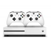 Console Xbox One Seminovo com 2 Controles