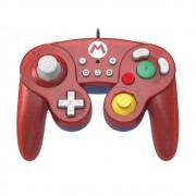 Controle Nintendo Switch com fio Hori Super Smash Bros Mario