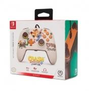Controle Nintendo Switch Crasch - Com Fio (Wired) - Enhanced  Power A