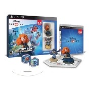 Disney Infinity 2.0 Toy Box Starter Pack PS3