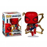 Funko Pop 574 Iron Spider Avengers Endgame