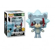 Funko Pop 662 Teddy Rick and Morty