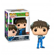 Funko Pop 744 Shinji Neon Genesis Evangelion