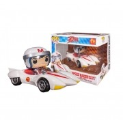 Funko Pop 75 Speed Racer With The Mack 5