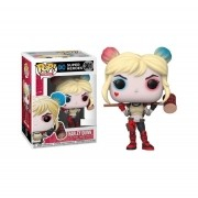 Funko Pop DC Super Heroes Exclusive - Harley Quinn with Mallet 301