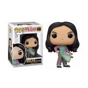 Funko Pop Disney Mulan Movie - Mulan Villager 638