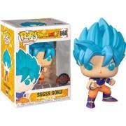 Funko Pop Dragon Ball SSGSS Goku